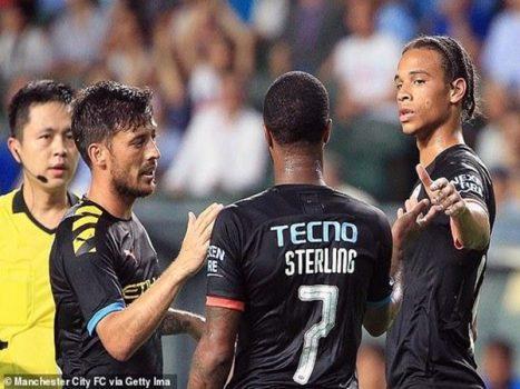 Manchester City giành chiến thắng 'hủy diệt' trên đất Hong Kong