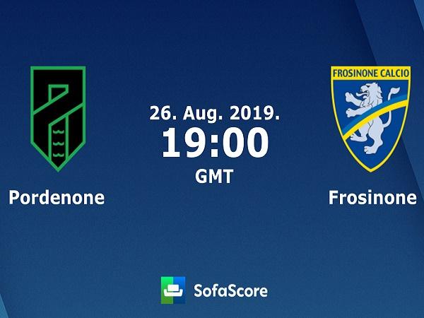 Nhận định Pordenone vs Frosinone, 2h00 ngày 27/08