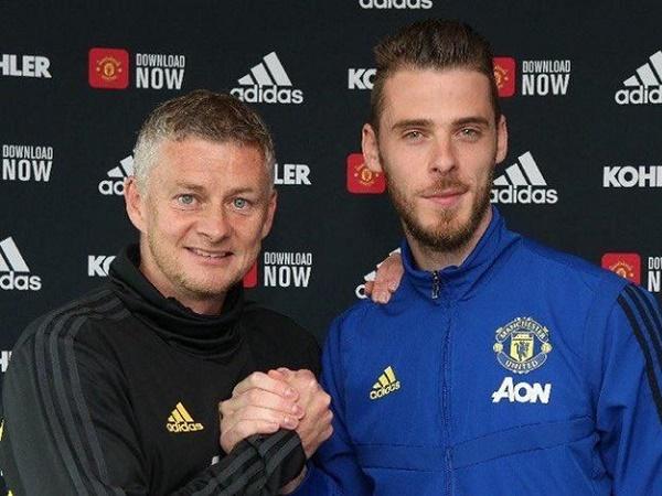De Gea ký hợp đồng mới với MU, nhận đặc ân chưa từng có