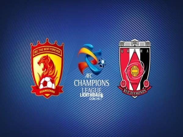 Nhận định Guangzhou Evergrande vs Urawa Reds, 19h00 ngày 23/10