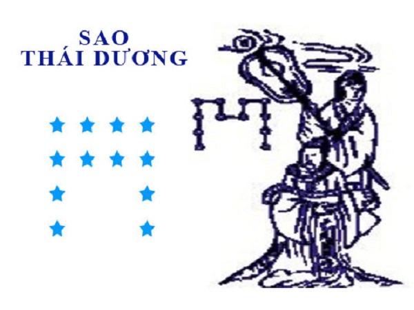 Sao Thái Dương có ý nghĩa gì? thuộc hành gì, kỵ màu nào?