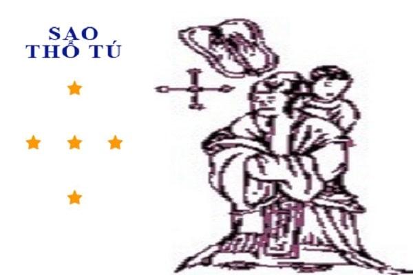Ý nghĩa của sao Thổ Tú tọa thủ các cung mệnh