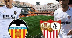 Nhận định kèo Valencia vs Sevilla 1h00, 31/10 (VĐQG Tây Ban Nha)
