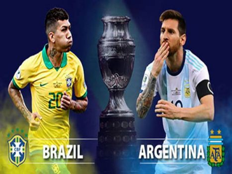 Link acestream: Brazil vs Argentina 00h00, 16/11