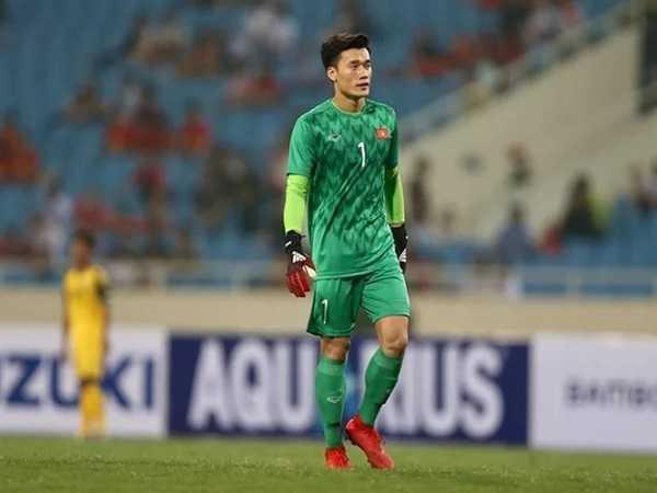 Bùi Tiến Dũng – Hình ảnh đẹp của chàng thủ môn U23 Việt Nam