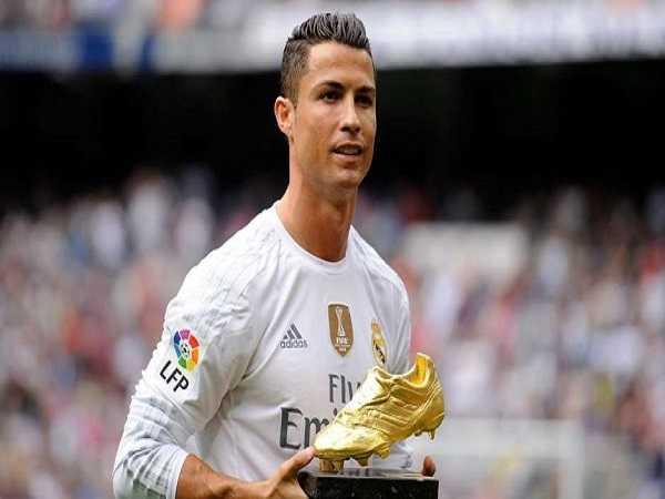 Thông tin tiểu sử của Cristiano Ronaldo