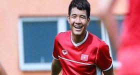 Hà Đức Chinh – Những hình ảnh đẹp của chàng cầu thủ đáng yêu