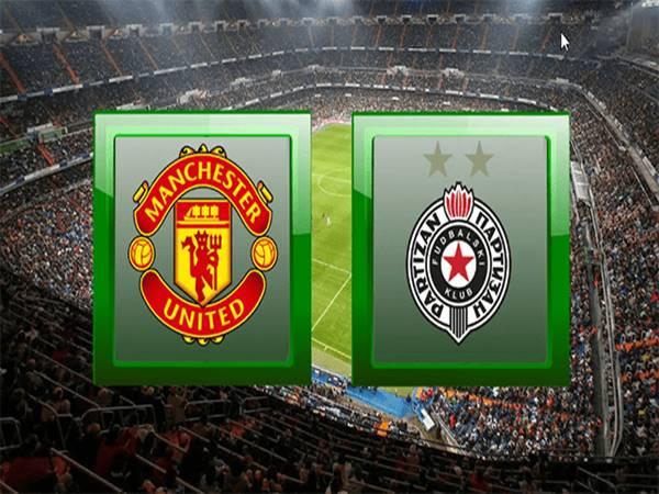 Link sopcast: Man Utd vs Partizan, 03h00 ngày 08/11