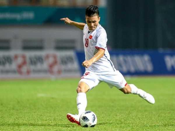 Những hình ảnh của cầu thủ Nguyễn Quang Hải dành cho fans