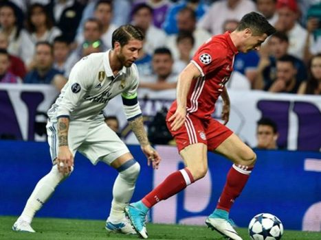 Ramos có điểm bất ngờ cực sốc