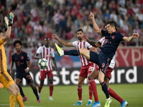Link sopcast: Bayern Munich vs Olympiakos, 00h55 ngày 07/11