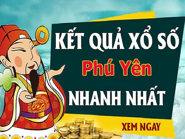 Soi cầu dự đoán XS Phú Yên Vip ngày 18/11/2019