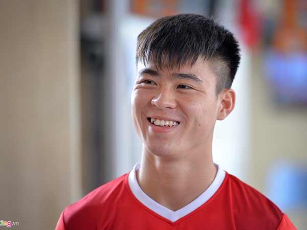 Đỗ Duy Mạnh - tài năng bóng đá trẻ của Việt Nam