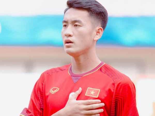 Lê Xuân Tú cầu thủ đẹp trai của U23 Việt Nam