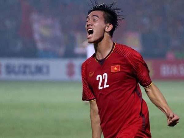 Tiến Linh - chân sút số một của đội tuyển Việt Nam