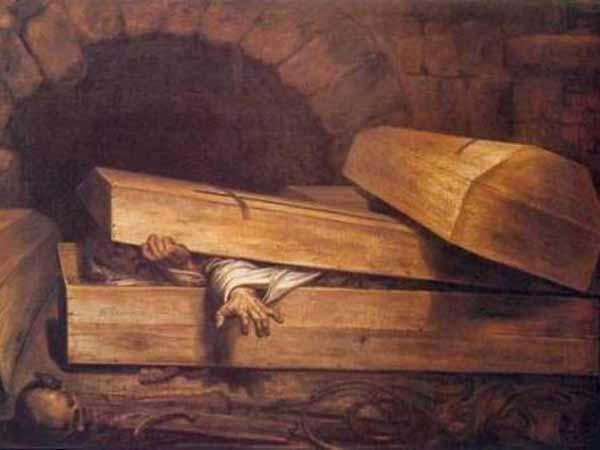 Mơ thấy người chết sống lại là điềm báo gì?