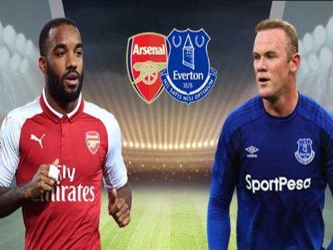 Link sopcast Everton vs Arsenal 19h30 ngày 21/12