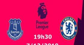 Link sopcast Everton vs Chelsea 19h30 ngày 07/12