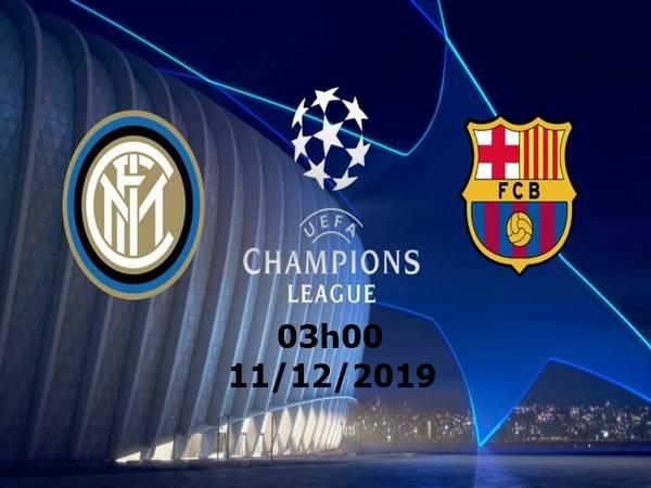 Link sopcast Inter Milan vs Barcelona, 03h00 ngày 11/12
