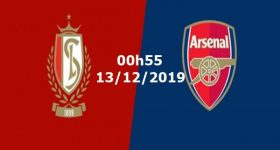 Link sopcast Standard Liege vs Arsenal, 0h55 ngày 13/12