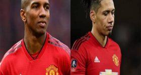 Tin bóng đá M.U 23-12: MU xác định tống khứ Ashley Young và Phil Jones