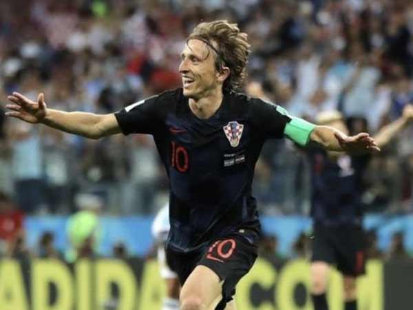 Luka Modric - niền tự hào của người dân Croatia