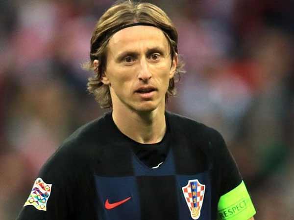 Tổng hợp những hình ảnh mới nhất của Luka Modric 2020