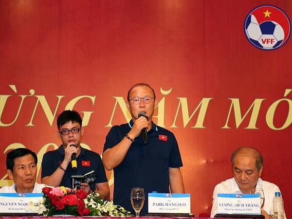 HLV Park Hang Seo quyết làm điều to lớn tại U23 Châu Á