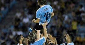 Kỷ niệm chia tay đầy tiếc nuối của cựu tiền đạo Diego Forlán MU khi theo nghiệp HLV
