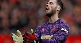 Manchester United đang muốn bán thủ thành David De Gea