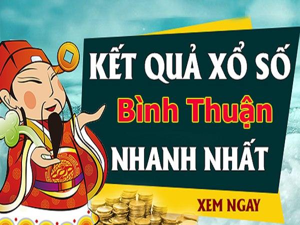 Soi cầu dự đoán XS Bình Thuận Vip ngày 14/05/2020