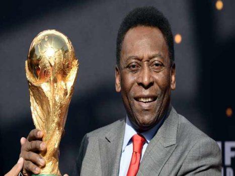 Những huyền thoại bóng đá Brazil xuất sắc nhất trong lịch sử