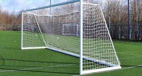 Kích thước khung thành bóng đá là bao nhiêu?