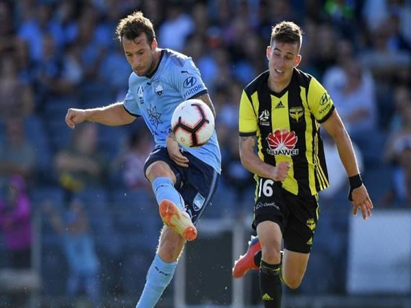 Nhận định Sydney vs Wellington Phoenix (16h30 ngày 17/7)