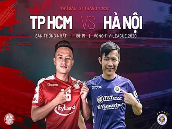 Nhận định TP.HCM vs Hà Nội, 19h15 ngày 24/7
