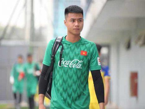 Điểm danh 5 cầu thủ cao nhất Việt Nam tại V.League