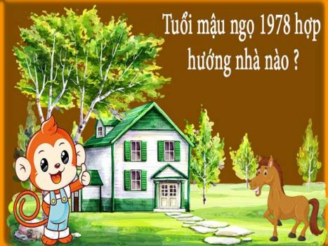 Xem hướng nhà tuổi Mậu Ngọ 1978 hợp phong thủy