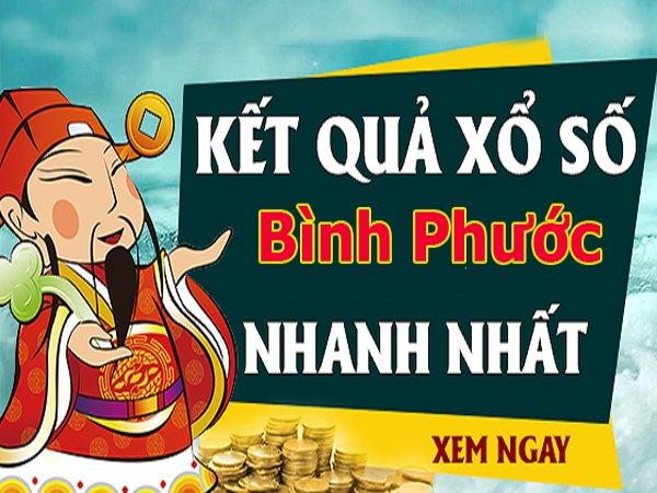 Soi cầu XS Bình Phước chính xác thứ 7 ngày 01/08/2020