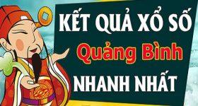 Soi cầu dự đoán XS Quảng Bình Vip ngày 13/08/2020