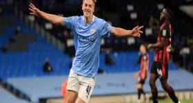 Bóng đá Anh 25/9: Man City chật vật vào vòng 4 Cúp Liên đoàn