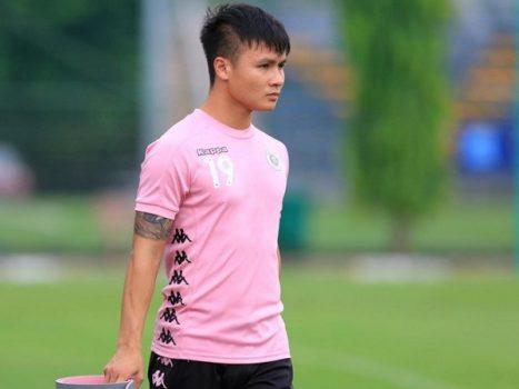 Bóng đá Việt Nam 28/9: Tiền vệ Quang Hảikhó ra sân trận gặp Thanh Hóa