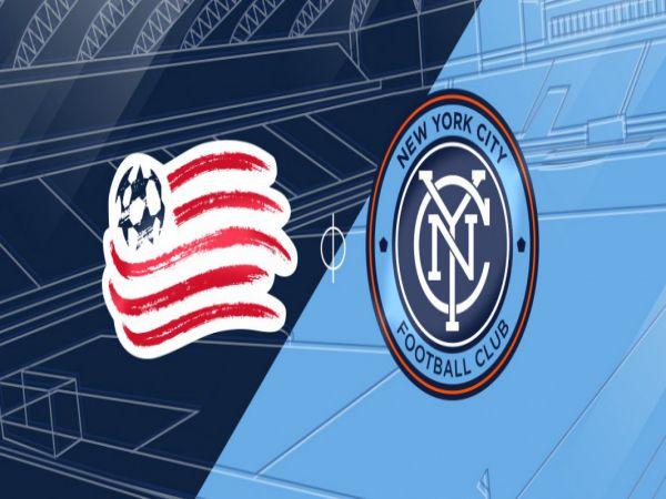 Nhận định kèo New England vs New York City, 03/09/2020