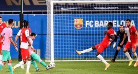 Tin BĐ Quốc Tế 21/9: Barca thắng liên tiếp dưới thời Koeman