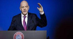 Bóng đá QT 23/10: Chủ tịch FIFA không ủng hộ European Super League