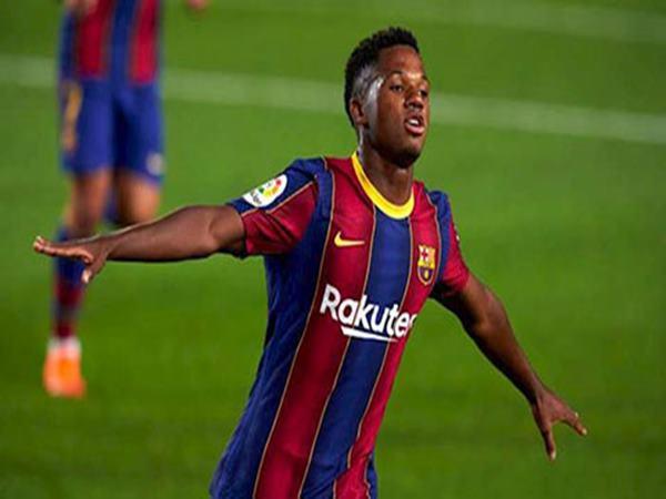 Bóng đá TBN 13/10: Ansu Fati được La Liga vinh danh