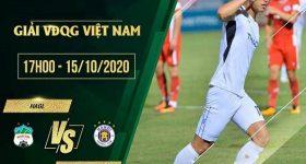 Nhận định HAGL vs Hà Nội FC 17h00, 15/10 – VLeague 2020