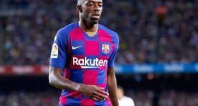 """Bóng đá quốc tế 17/11: Barca gia hạn """"thương binh"""" Dembele"""