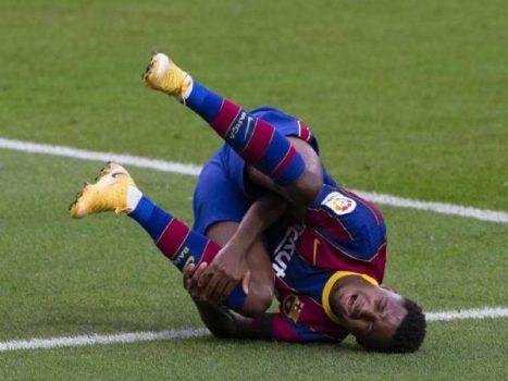 Tin bóng đá QT sáng 10/11: Barca tổn thất lực lượng