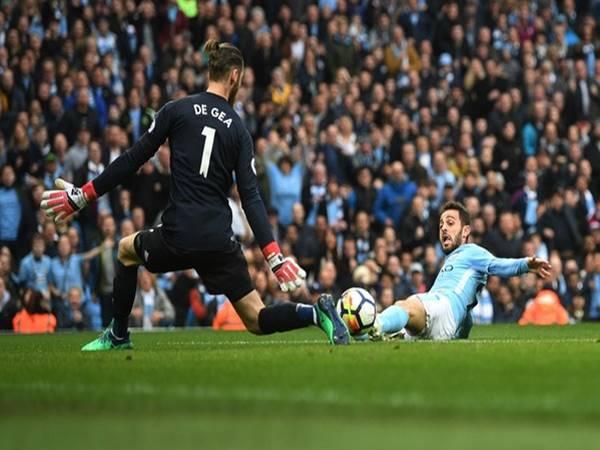 De Gea hài lòng với trận hòa trước Man City