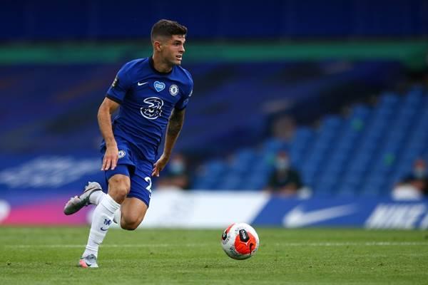 Tin bóng đá Anh 10/1: Pulisic đang không được phát huy hết tài năng ở Chelsea